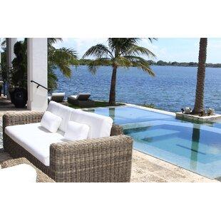 Mauzac Patio Sofa with Cushions
