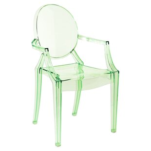 Louis Ghost Side Chair (Set of 2)