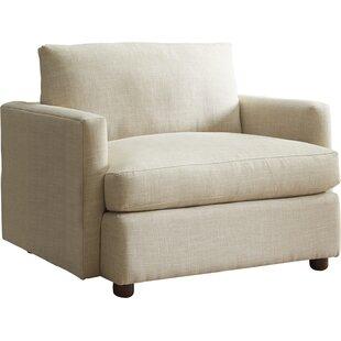 AllModern Custom Upholstery Asher Armchair