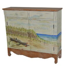 Shoreline 2 Drawer Chest by Gail's Accents