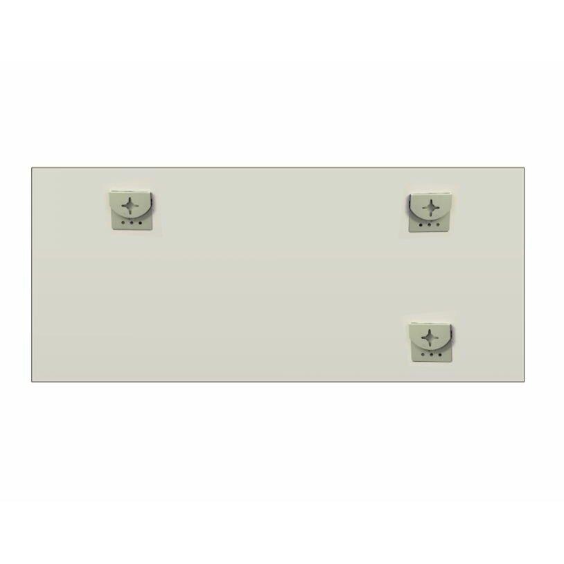 Latitude Run Rectangle Beveled Polish Frameless Wall