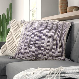 Cottonwood Chevron 100% Cotton Floor Pillow