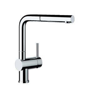 Blanco Linus Pull Out Single Handle Kitchen Faucet