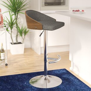 Morford Adjustable Height Bar Stool