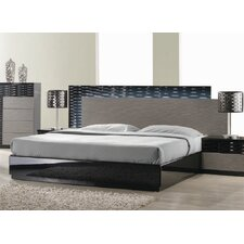 Romania Platform Bed by BestMasterFurniture