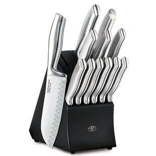 Connoisseur 13 Piece Kobe Knife Block Set