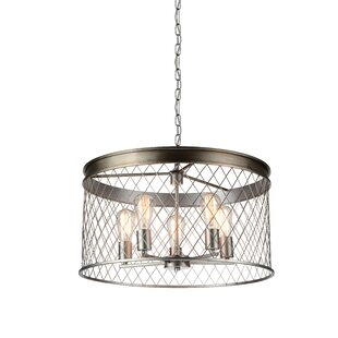 CWI Lighting Kaliga 5-Light Pendant