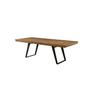 Terwilliger Extendable Dining Table Union Rustic