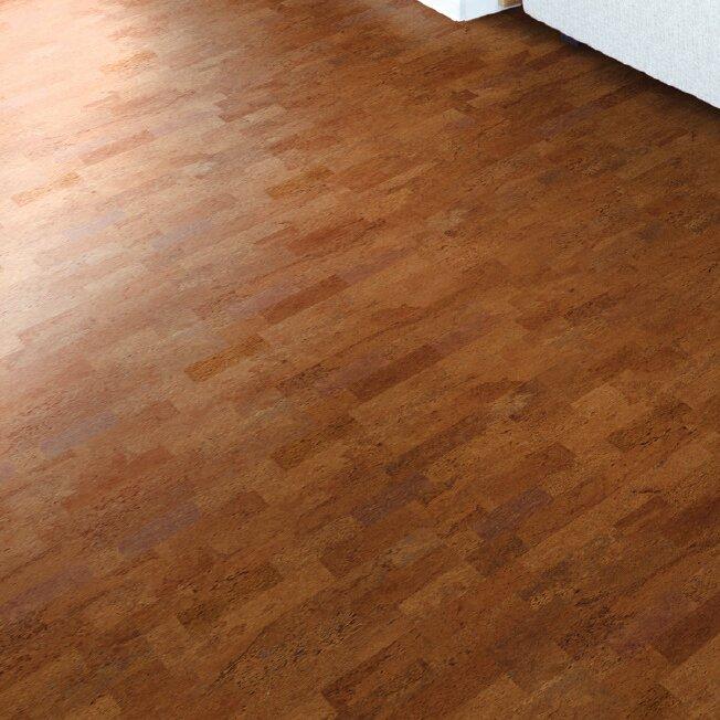 """Cork Flooring Pics: Wicanders Cork Resist+ 11-5/8"""" Cork Flooring In Identity"""