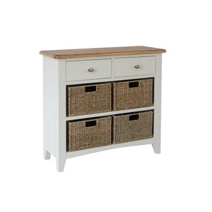Canndale 80cm X 75cm Free-Standing Cabinet By August Grove