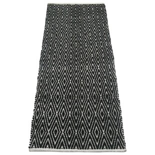 Find Fortin Black/White Indoor/Outdoor Area Rug By Bungalow Rose
