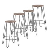 Auten 26 Bar Stool (Set of 4) by Williston Forge