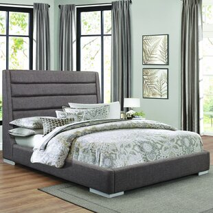 Inexpensive Carolyn Upholstered Platform Bed by Latitude Run Reviews (2019) & Buyer's Guide
