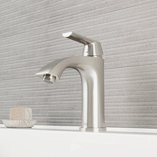 Low price Penela Single Hole Bathroom Faucet with Optional Drain Assembly VIGO