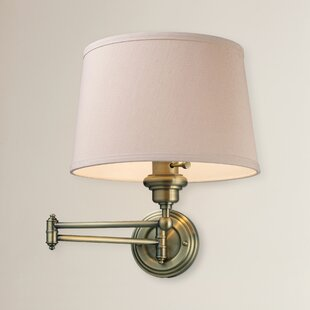 Darby Home Co Daisy Swing Arm Lamp