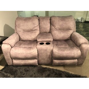 Royal Flush Reclining Loveseat by Southern Motion