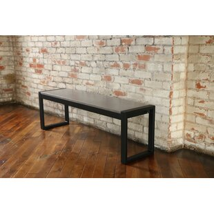 17 Stories Gerrod Metal Bench