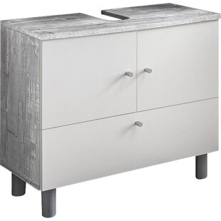 Charnley 60cm Vanity Base Cabinet By Mercury Row
