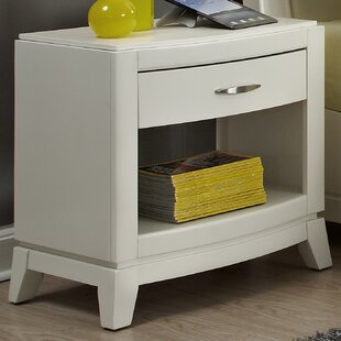 Darby Home Co Loveryk 1 Drawer Nightstand