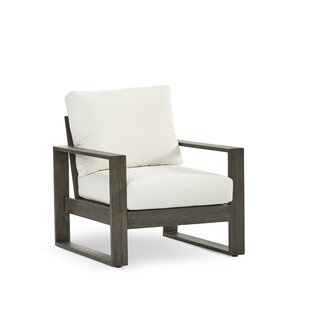 Union Rustic Sheppard Patio Chair with Cu..