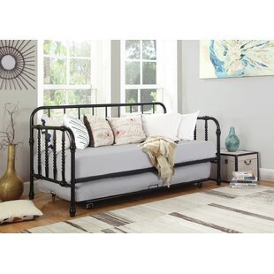 August Grove Hillsborough Daybed with Trundle