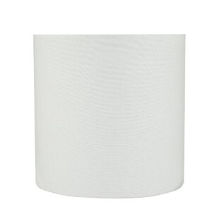 Transitional 8 Linen Drum Spider Lamp Shade