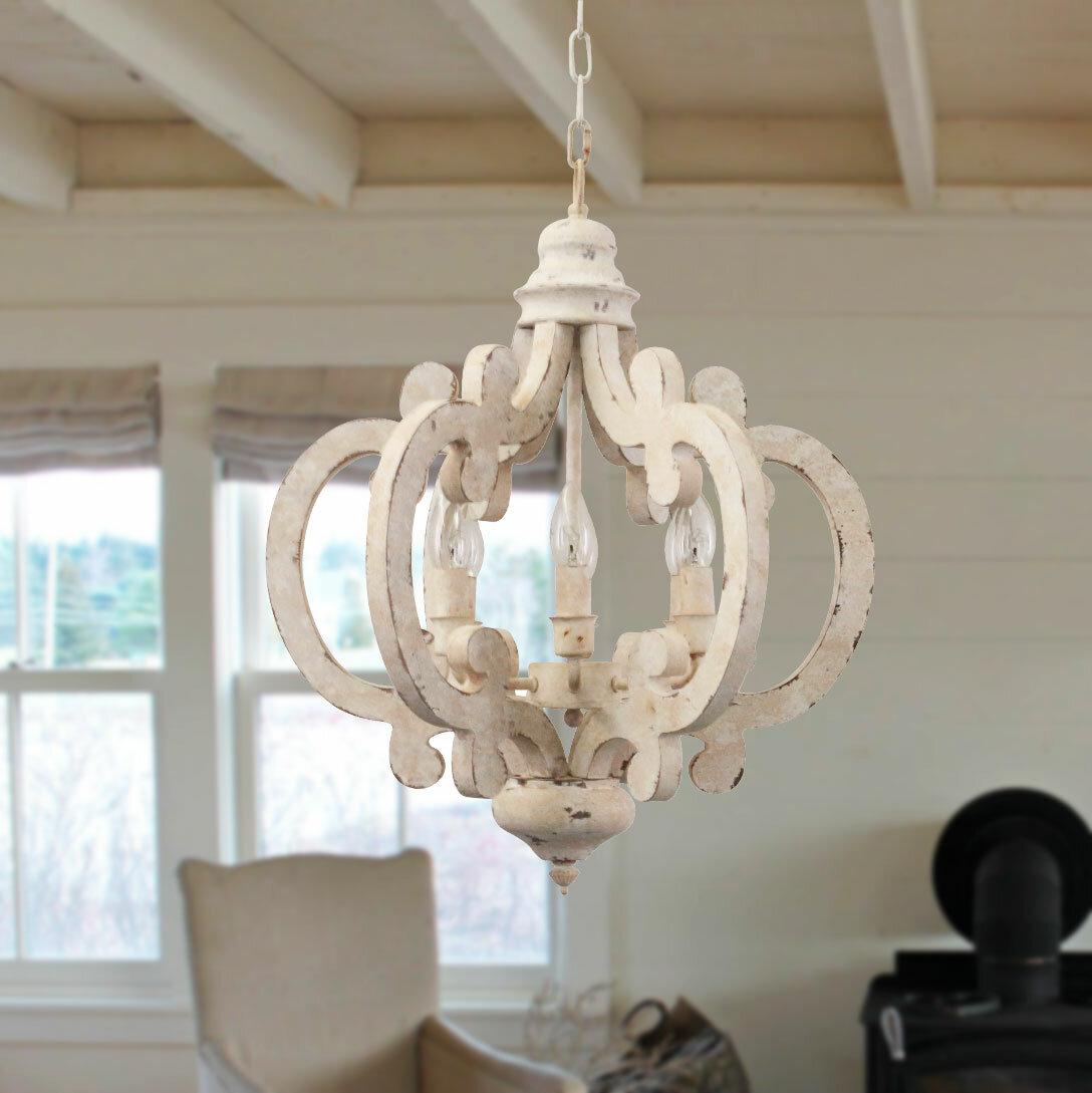 farmhouse chandelier you ll love in