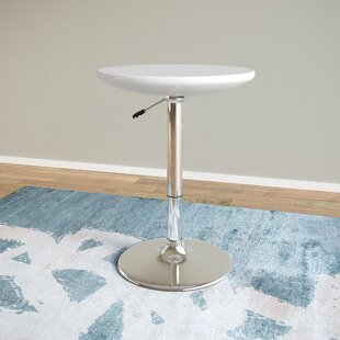 Chenier Adjustable Pub Table Orren Ellis