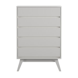 Mitton 5 Drawer Accent Chest by Ivy Bronx