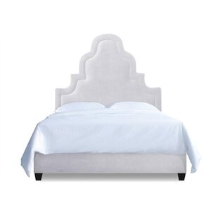 Meela Queen Panel Bed by My Chic Nest