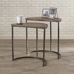 Shuman Nesting Tables (Set Of 2)