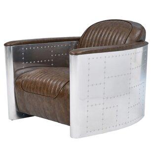 17 Stories Lonergan Armchair