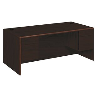 10700 Series Executive Desk by HON Best Choices