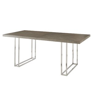 Morven Dining Table by Everly Quinn