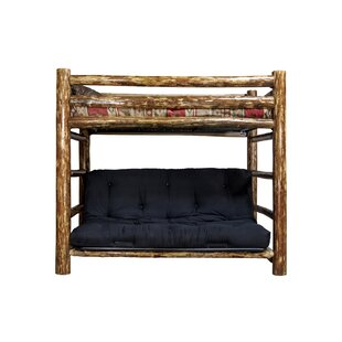 Online Reviews Addison Bunk Bed 44 Cotton Twin Futon Mattress by Loon Peak Reviews (2019) & Buyer's Guide