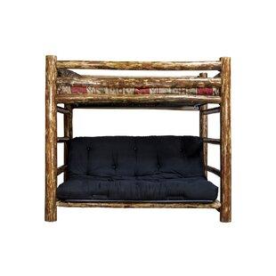 Addison Bunk Bed 44 Cotton Twin Futon Mattress by Loon Peak