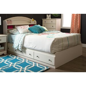 Country Poetry Platform Customizable Bedroom Set