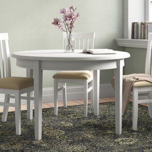 Extendable Dining Table By August Grove
