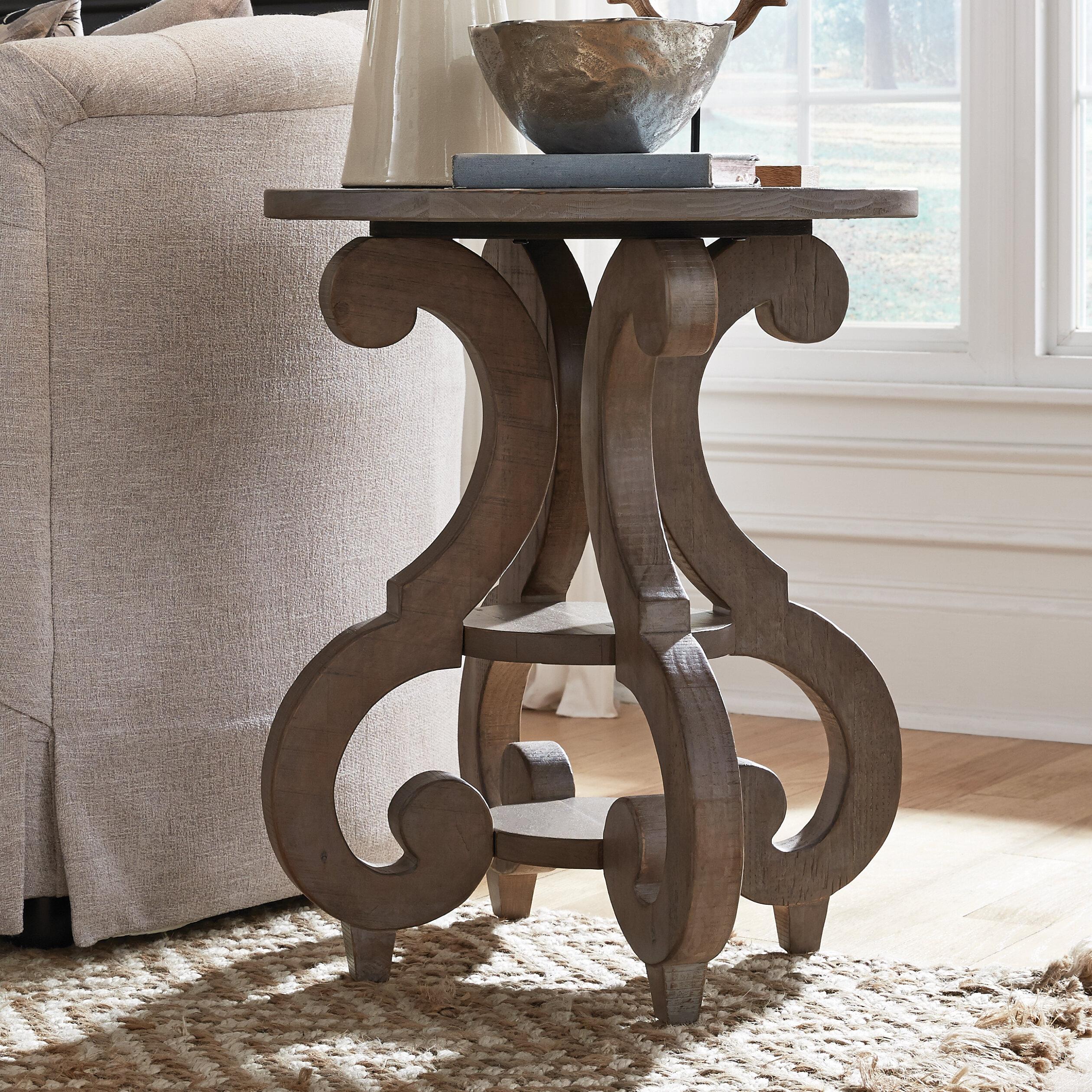 Ellenton Coffee Table With Storage: Greyleigh Ellenton End Table