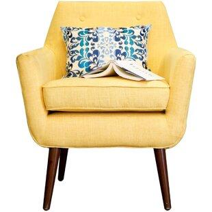 Yellow Accent Chairs Youu0027ll Love | Wayfair