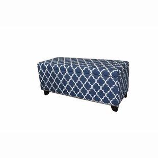 Alcott Hill Gremillion Upholstered Storage Bench