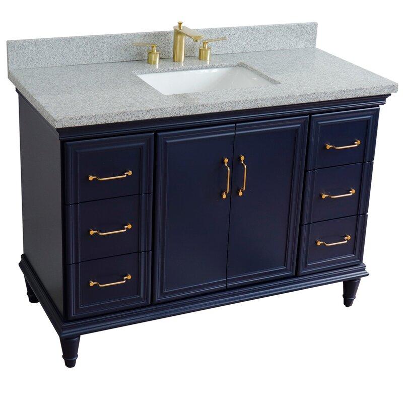 Charlton Home Bouvet 49 Single Bathroom Vanity Set Wayfair