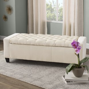 Ilchester Upholstered Storage Bench