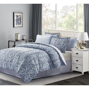 Blanding Reversible Comforter Set
