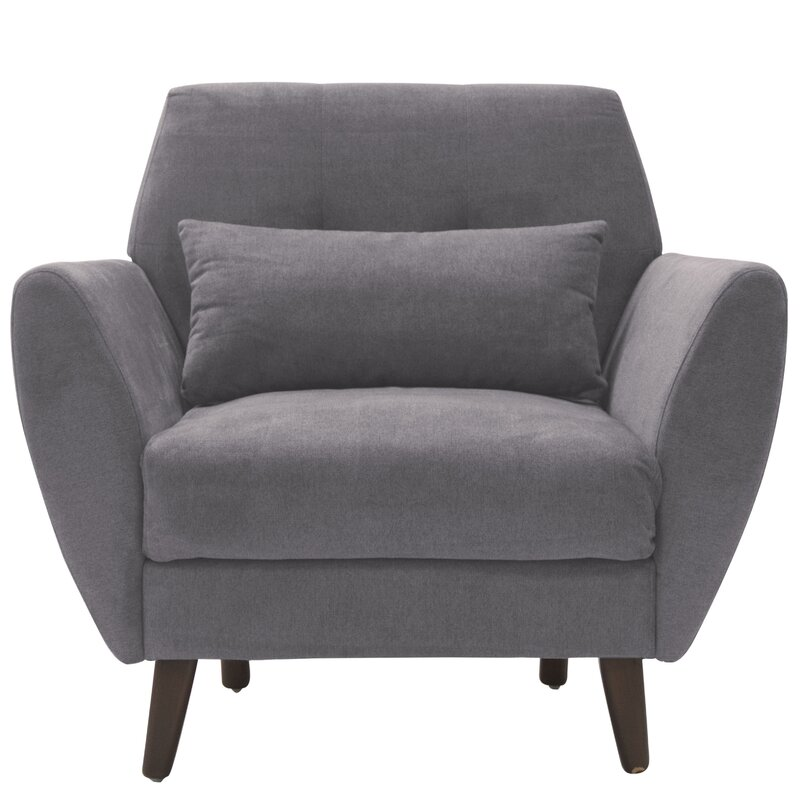 Good Amelie Mid Century Modern Armchair