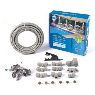 Swivel Lock Mist Cooling Kit Hardware by STARMIST