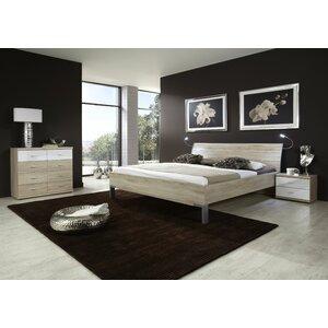 Anpassbares Schlafzimmer-Set Miro, 180 x 200 cm von Wiemann