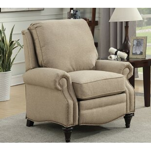 Midbury Manual Recliner by Darby Home Co