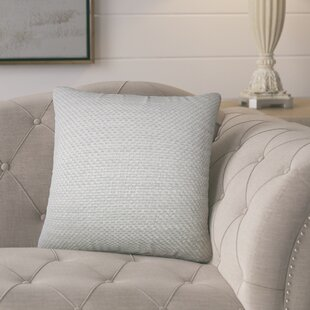 Nik Solid Down Filled Throw Pillow