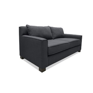 Tebelman Plush Deep Sofa